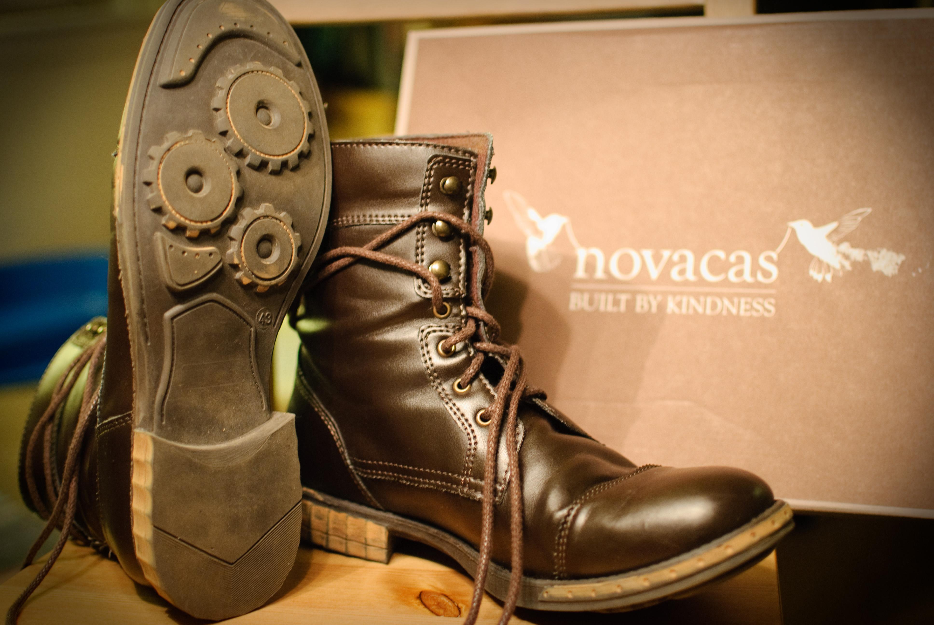 Amazon.com: Customer reviews: Novacas Women's Eliza Boot ...